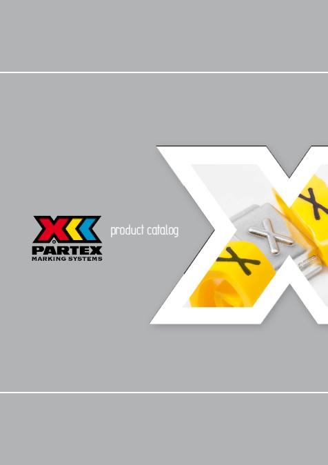 Kompletní katalog Partex